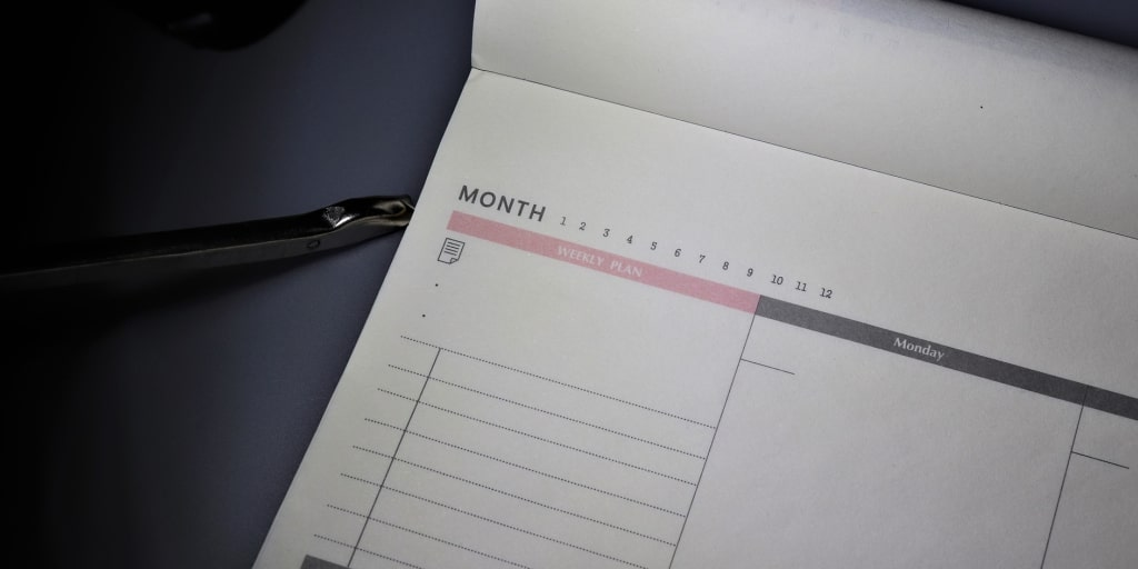 161 Недельное планирование - Авторский блог Александра Доценко