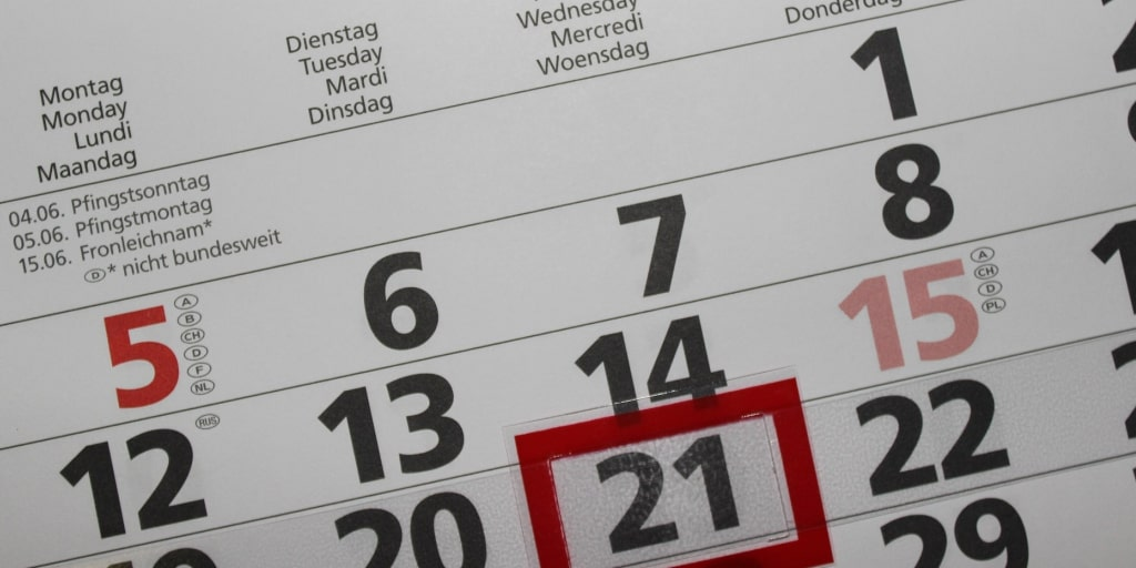 План месяца