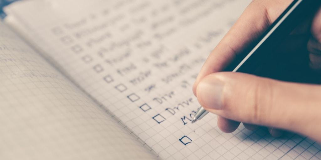 Как составить эффективный список дел на день
